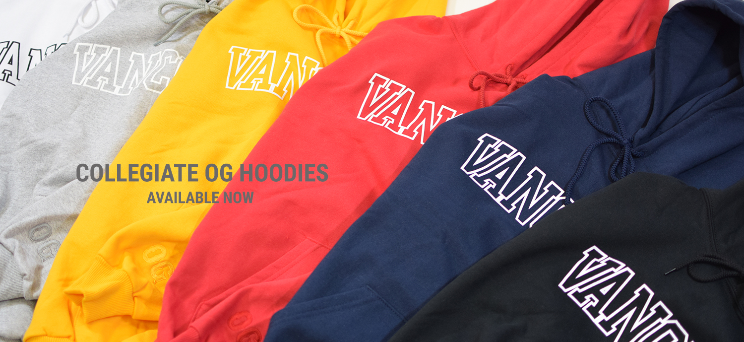 Collegiate OG Hoodies