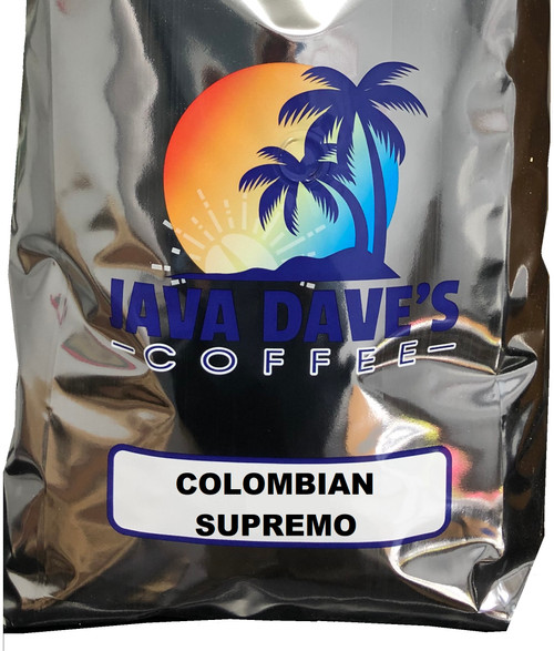 Colombian Supremo 5 Lb. Bag
