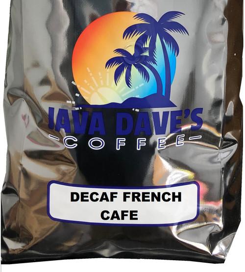 DECAF French Cafe 5 lb. Bag -