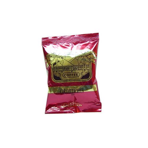 Caramelicious / 24ct Box / 1.5oz Brews 10 to 12 cup pot.