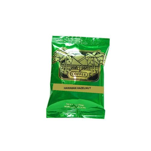 Hawaiian Hazelnut / 24ct box / 1.5oz Brews a 10 to 12 cup pot