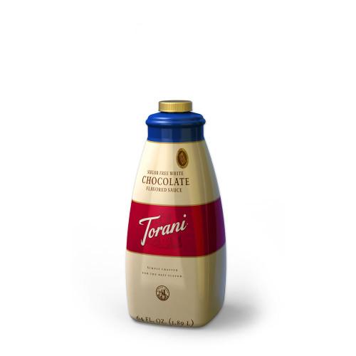 Sugar Free White Chocolate Sauce 64oz Bottle