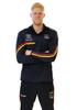 2021 Adelaide Crows Elite Half Zip Training Top Long Sleeve