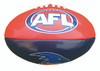 Adelaide Crows  20cm PVC Footy