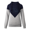 Adelaide Crows Womens Lifestyle Hood