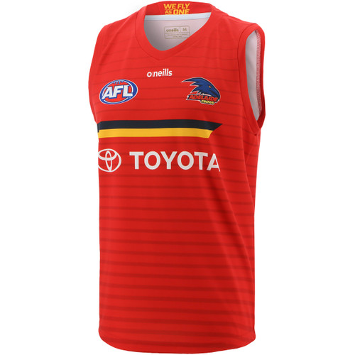 2021 Adelaide Crows Replica Training Guernsey