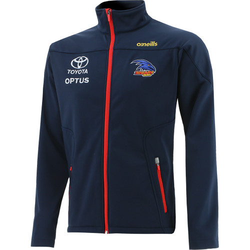2021 Adelaide Crows Softshell Decade Jacket