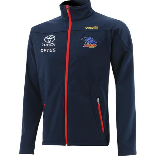 2021 Adelaide Crows Softshell Decade Jacket