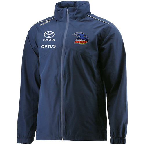 2021 Adelaide Crows Wet Weather Dalton Jacket