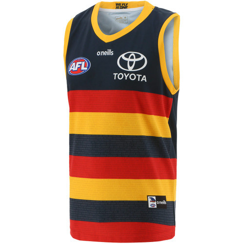 Free Cap Offer! 2021 Adelaide Crows Womens Replica Home Guernsey