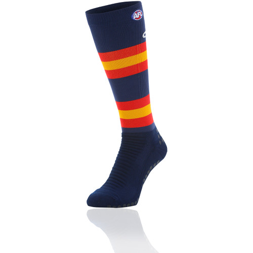2021 Adelaide Crows Playing Socks - Clash