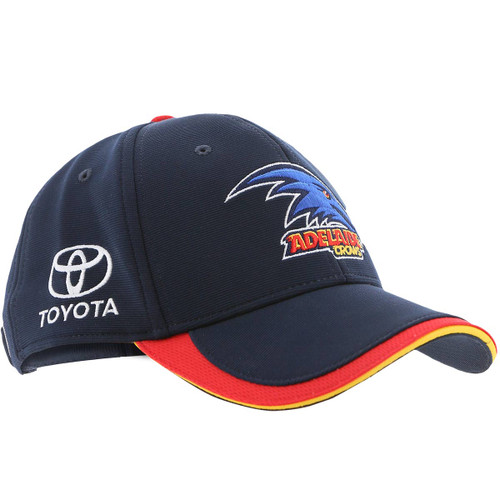 2021 Adelaide Crows On-Field Media Cap