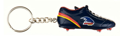 Adelaide Crows Boot Key ring