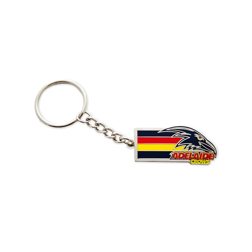 Adelaide Crows Secondary Logo Keyring