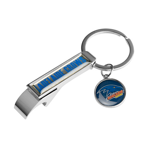 Adelaide Crows Bottle Opener Key Ring