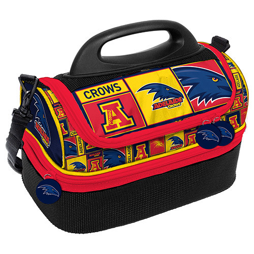 Adelaide Crows Print Dome Cooler Bag