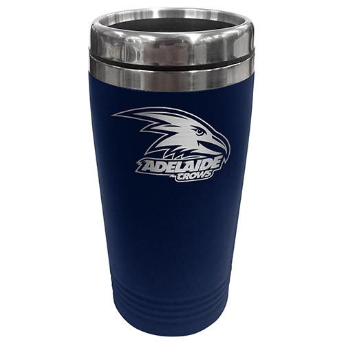 Adelaide Crows Stainless Steel Travel Mug