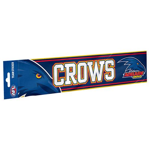 Adelaide Crows Bumper Sticker