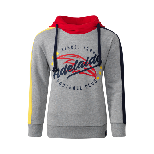 Adelaide Crows Youth Lifestyle Hood