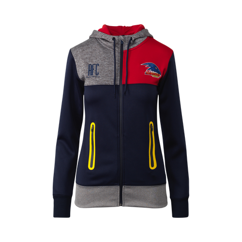 Adelaide Crows Womens Premium Hood