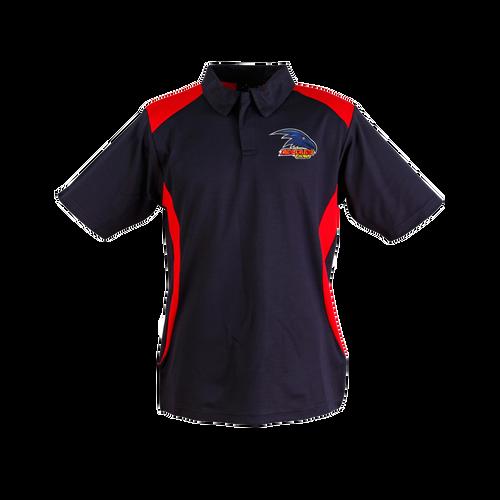 Adelaide Crows Mens Logo Polo