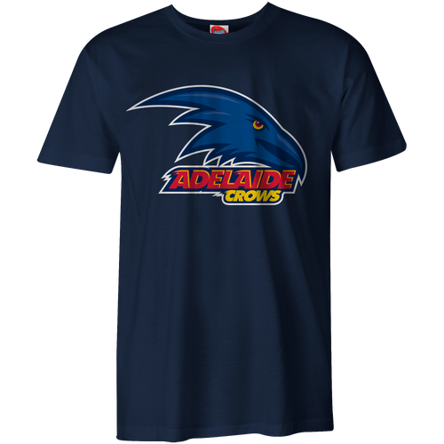 Adelaide Crows Mens Logo Tee