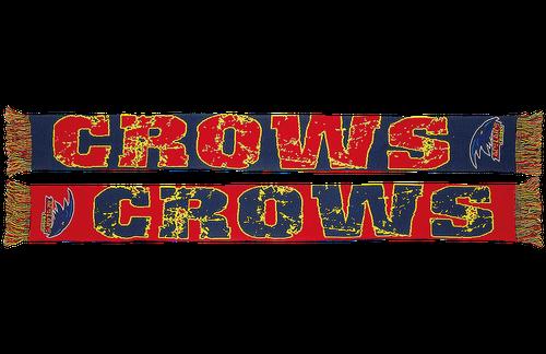 Adelaide Crows Impact Jacquard Scarf