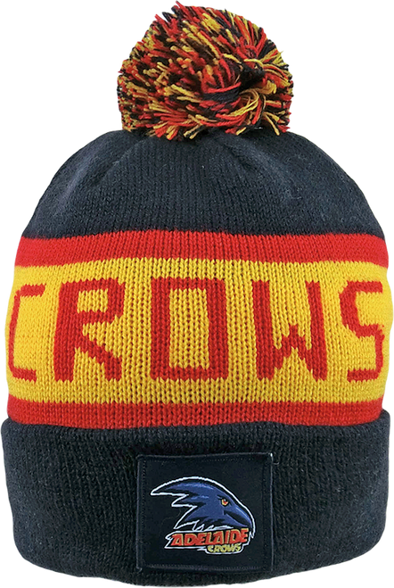 Adelaide Crows Bar Beanie
