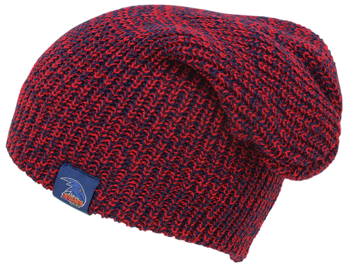 Adelaide Crows Slouch Beanie