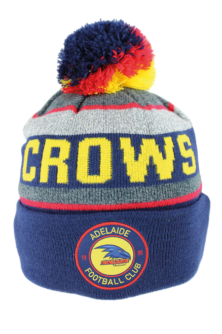 Adelaide Crows Tundra Beanie
