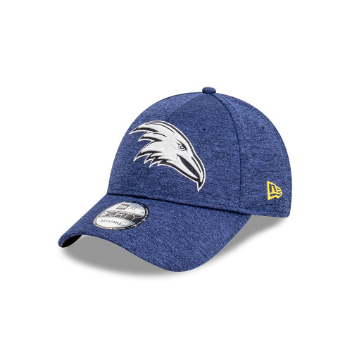 9Forty SNAP NEW ERA CAP ADELAIDE CROWS SHADOW TECH METALLIC