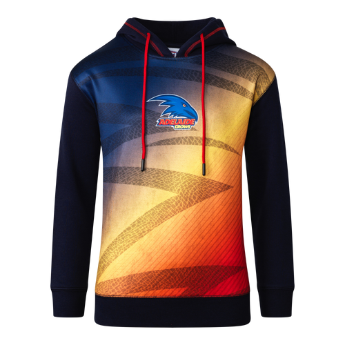 Adelaide Crows Youth Sublimated Hoody