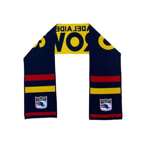 Adelaide Crows Fibre of Footy Scarf