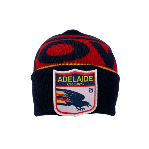 Adelaide Crows Fibre of Footy Beanie