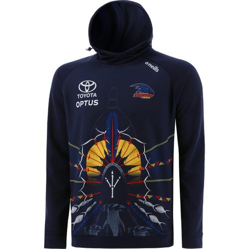 Adelaide Crows AFL Indigenous hoody