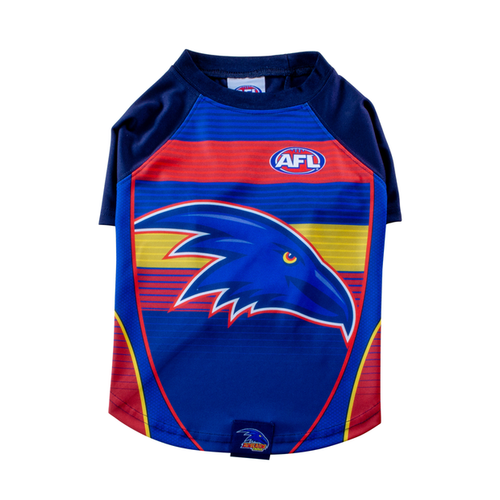 Adelaide Crows Dog Tee