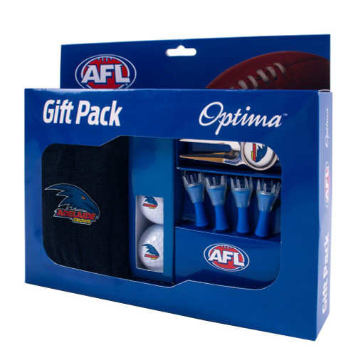 Adelaide Crows Golf Gift Pack