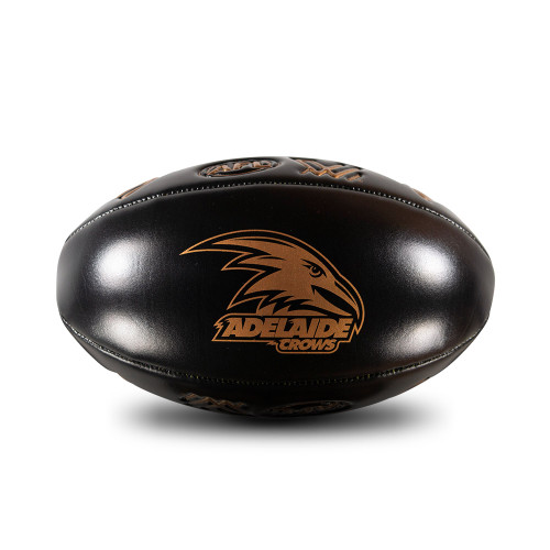 Adelaide Crows AFLW Sherrin Supersoft Touch Size 3