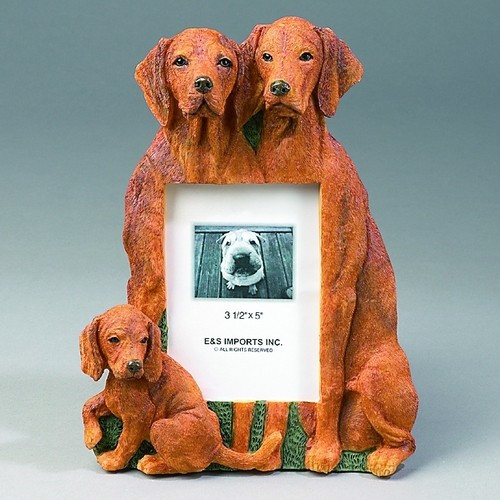 Vizsla Small Photo Frame