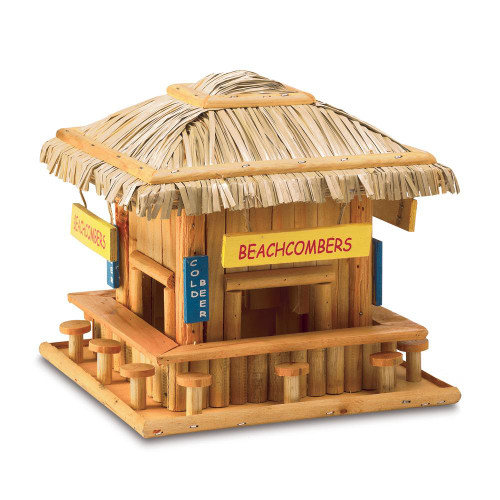 Beach Snack Shack Bird House