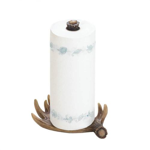 Moose Antler Paper Towel Holder