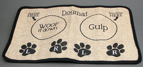 Dog Placemat