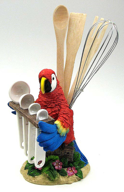 Parrot Tool & Measuring Spoon Set