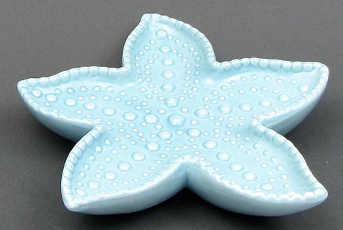 Ceramic Starfish Trinket Dish