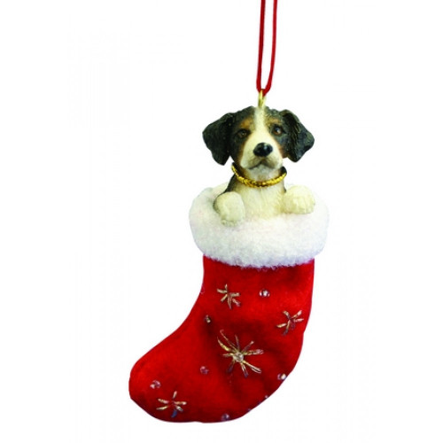 Bernese Mountain Dog Stocking Ornament