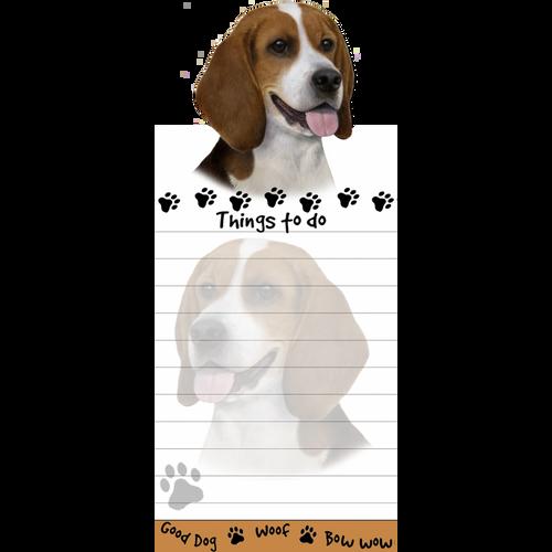 Beagle List Pad