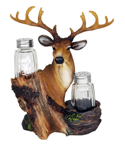 Buck Salt & Pepper Set