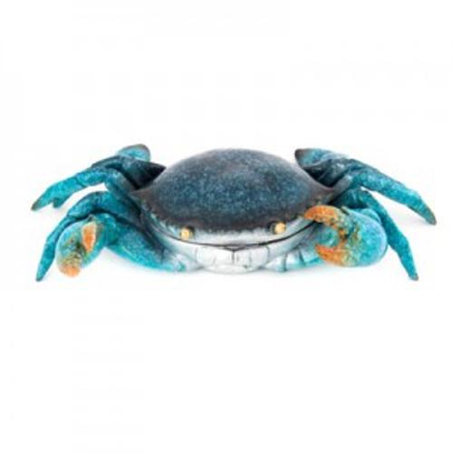 Blue Crab Trinket Dish