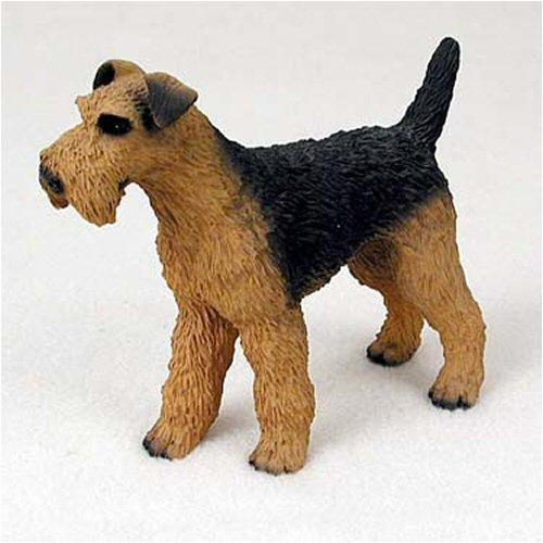 Airedale Figurine