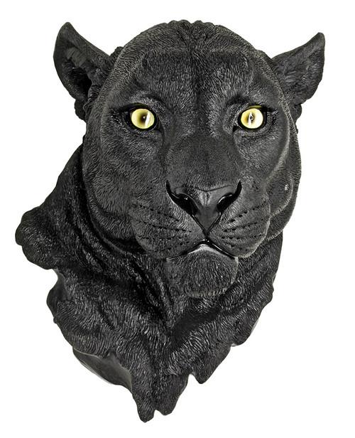 Black Panther Wall Sculpture